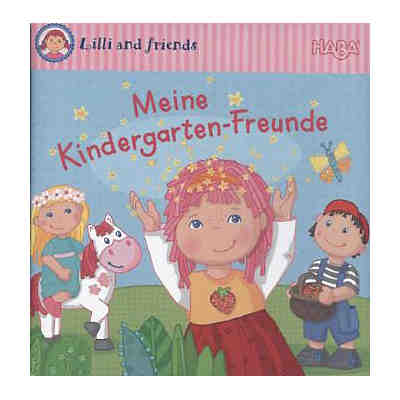 Lilli and friends: Meine Kindergarten-Freunde