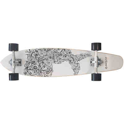 "Streetsurfing Longboard Kicktail 36"" - Sealocks"