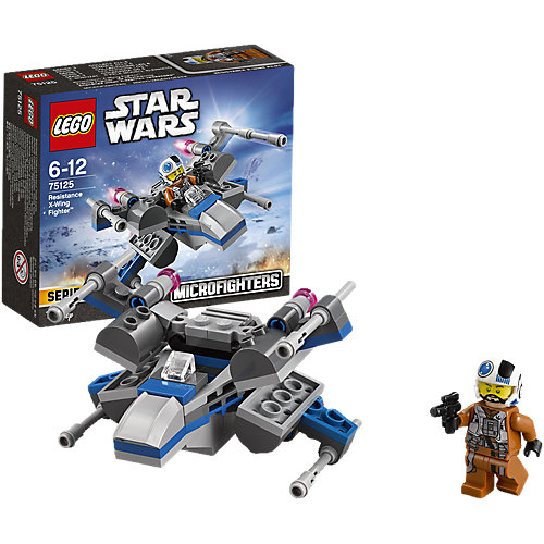 LEGO 75125 Star Wars Resistance X-Wing Fighter Sale Angebote Werben
