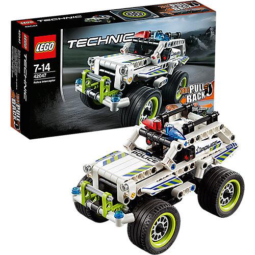 LEGO 42047 Technic Polizei-Interceptor Sale Angebote Neukieritzsch