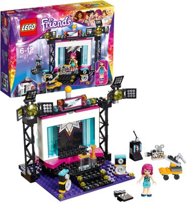 LEGO 41117 Friends Popstar TV-Studio