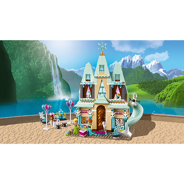 lego 41068 disney princess arendelles fest im gro en schloss disney die eisk nigin mytoys. Black Bedroom Furniture Sets. Home Design Ideas
