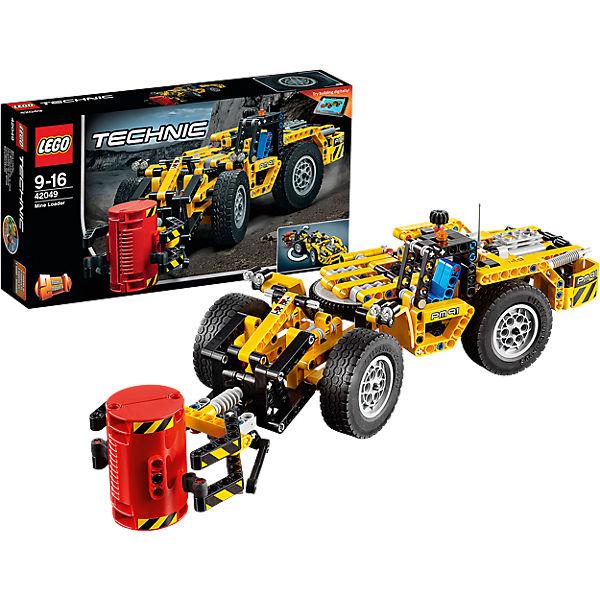 lego 42049 technic bergbau lader lego technic mytoys. Black Bedroom Furniture Sets. Home Design Ideas