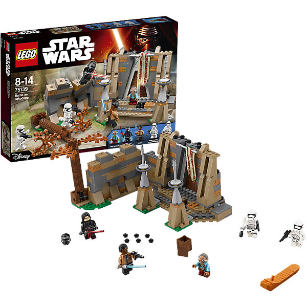 LEGO 75139 Star Wars Battle on Takodana