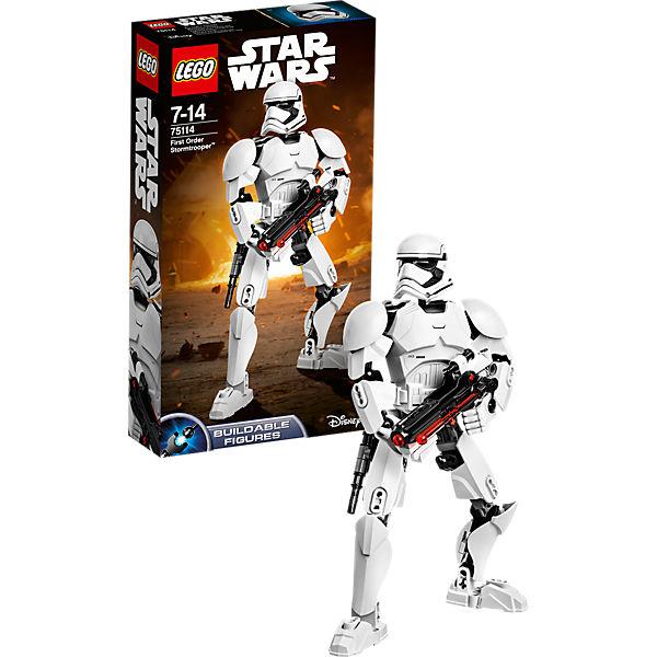 Lego star wars stormtrooper first order