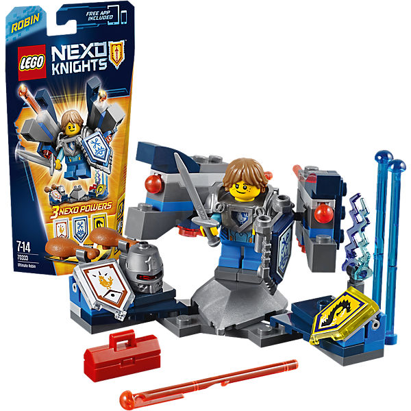 LEGO 70333 Nexo Knights Ultimativer Robin