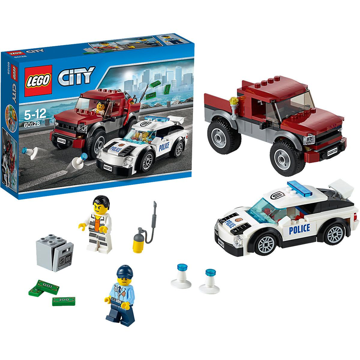 Polizei Spiele Lego