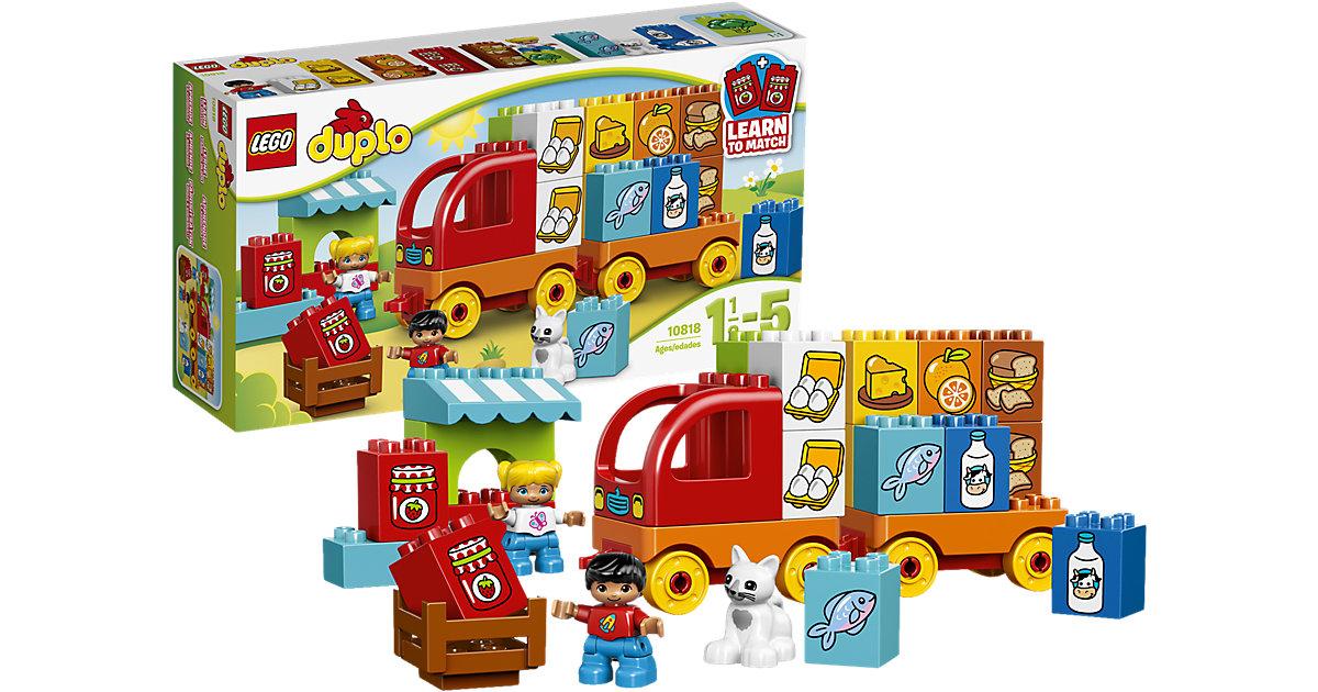 LEGO 10818 DUPLO Mein erster Lastwagen