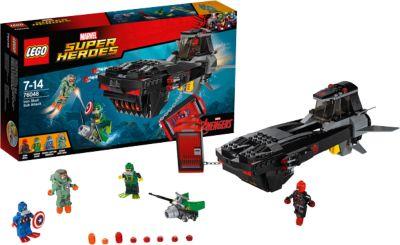 LEGO 76048 Super Heroes U-Boot Überfall von Iron Skull