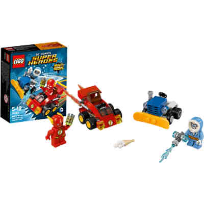 LEGO 76063 Super Heroes: Flash vs. Captain Cold