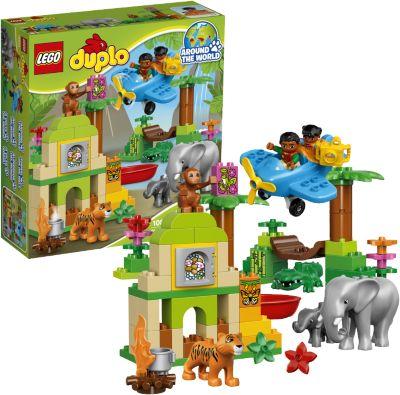LEGO 10804 DUPLO Dschungel