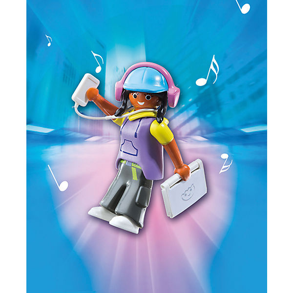 PLAYMOBIL® 6828 Friends: Multimedia Girl
