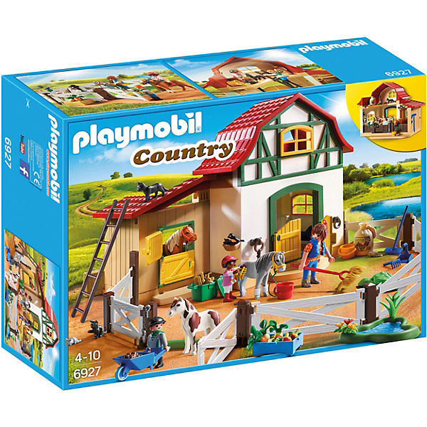 PLAYMOBIL® 6927 Ponyhof, Country PLAYMOBIL Country Ponyhof, 5f7558