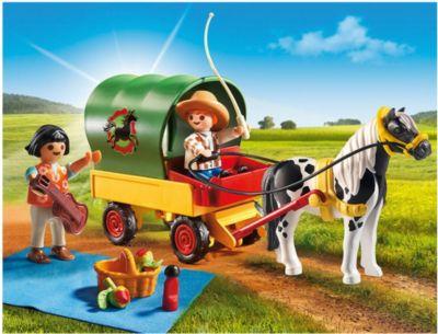 Playmobil Reiter auf Pferd Playmobil Country Pferdebox