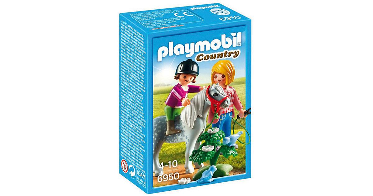 PLAYMOBIL® 6950 Spaziergang mit Pony