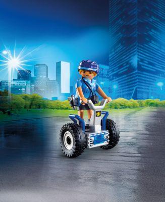 PLAYMOBIL 6877 Polizistin mit Balance-Racer Sonstige