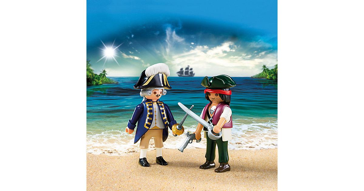 PLAYMOBIL® 6846 Duo Pack Pirat und Soldat