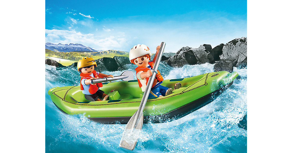 Foto 3 PLAYMOBIL® 6892 Wildwasser-Rafting