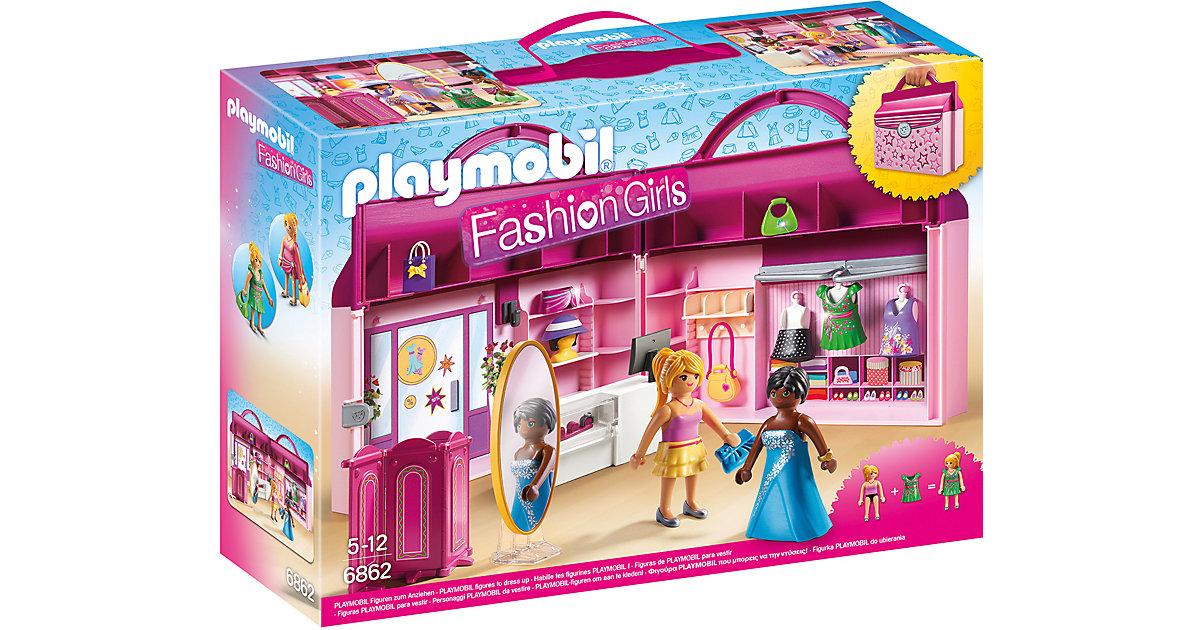 PLAYMOBIL® 6862 Modeboutique zum Mitnehmen