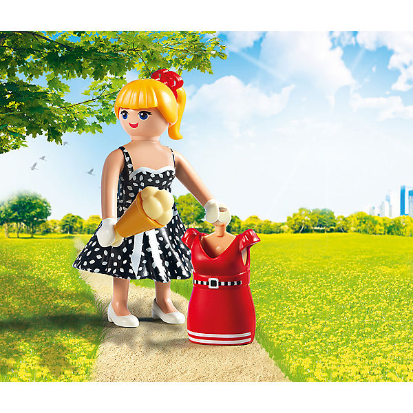 PLAYMOBIL® 6883 Fashion Girl - Fifties