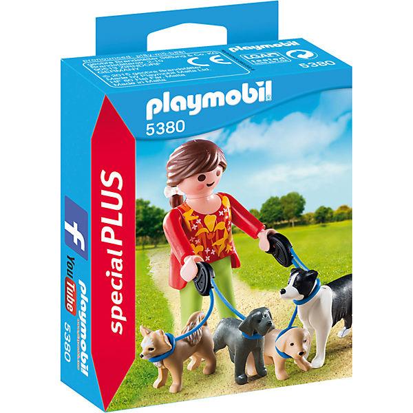 """Конструктор Playmobil """"Экстра-набор"""" Выгул собак"""