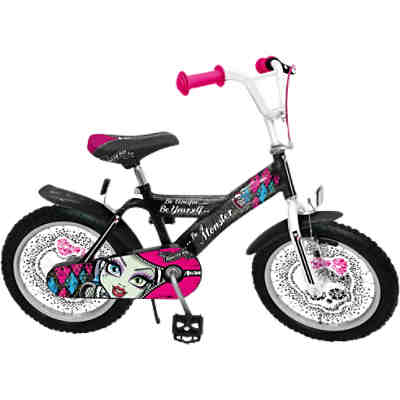barbie kinderfahrrad 16 zoll barbie mytoys. Black Bedroom Furniture Sets. Home Design Ideas