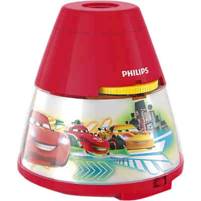 Projektor Tischlampe, Disney Cars, LED