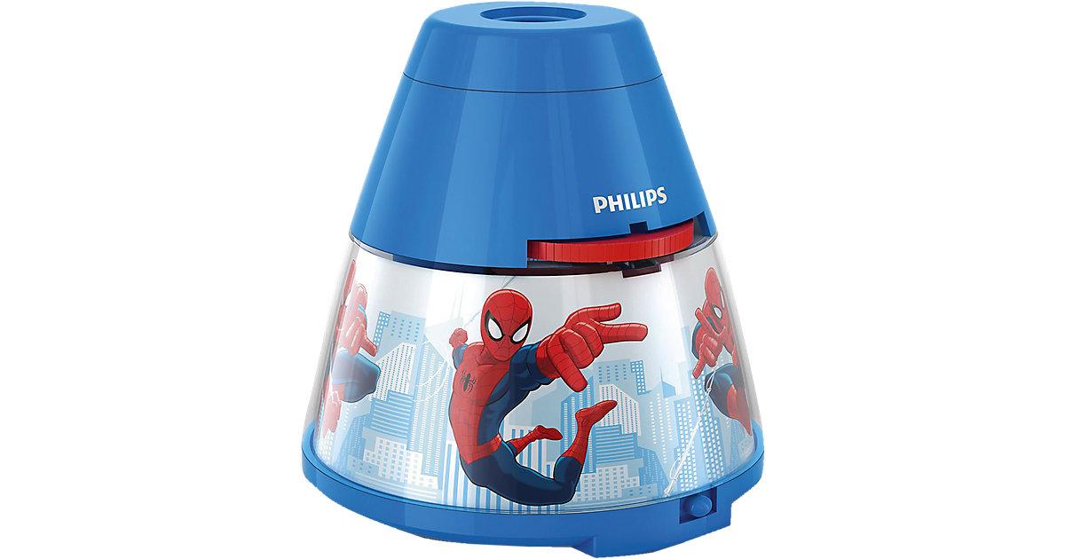 Projektor Tischlampe, Spider-Man, LED