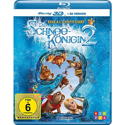 Die Schneekönigin 2 [3D Blu-ray] jetztbilligerkaufen