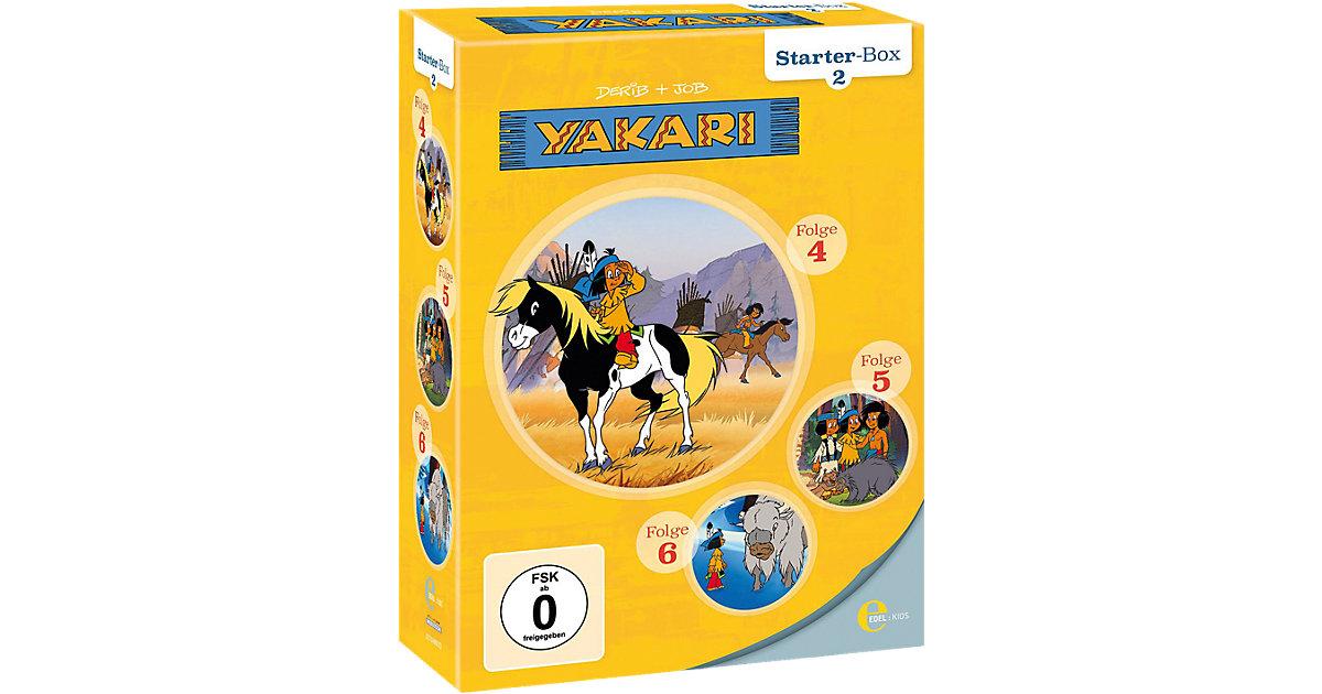 DVD Yakari - Starter-Box 2