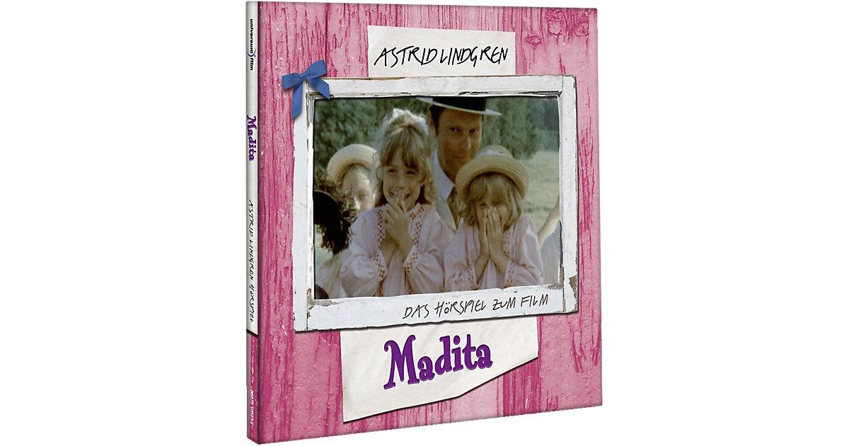 CD Astrid Lindgren: Madita (Hörspiel zum Film) Hörbuch