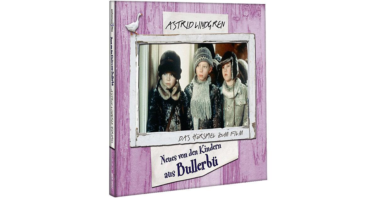CD Astrid Lindgren: Neues von den Kindern aus Bullerbü (Hörspiel zum Film) Hörbuch