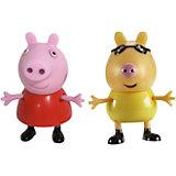 "Игровой набор ""Пеппа и Педро"", Свинка Пеппа"