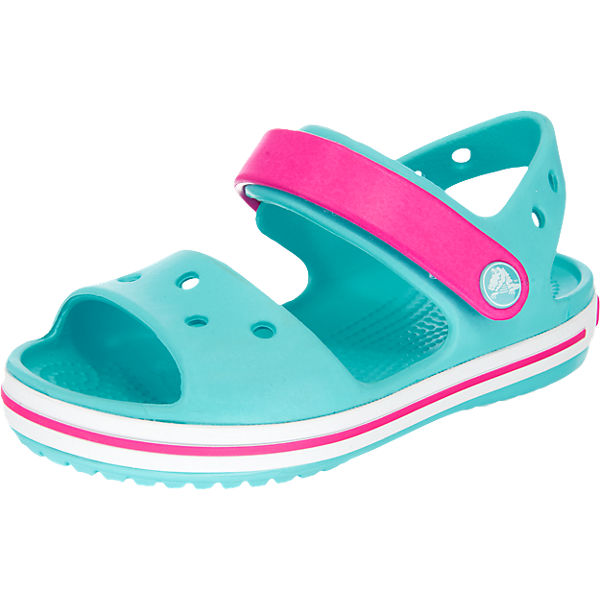 huge selection of 1a0da 37c3a Sandalen Crocband für Mädchen, crocs
