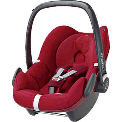 Babyschale Pebble, robin red