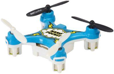 Revell Control Quadcopter Nano Pocket blau