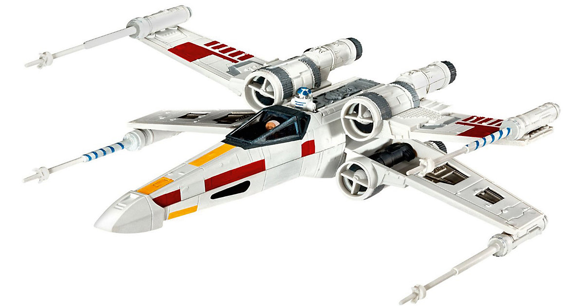 Revell Modellbausatz Model Set Star Wars X-wing...