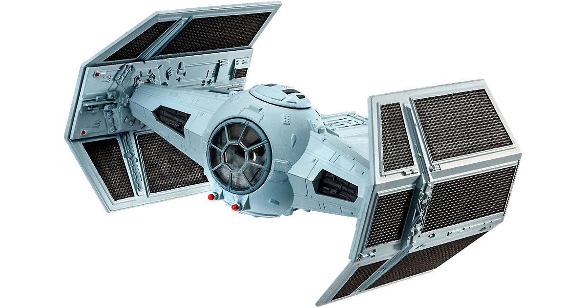Revell Modellbausatz Star Wars Darth Vader's TIE Figh