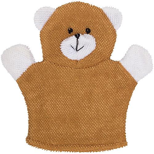 Махровая мочалка-рукавичка Baby Bear, Roxy-kids от Roxy-Kids