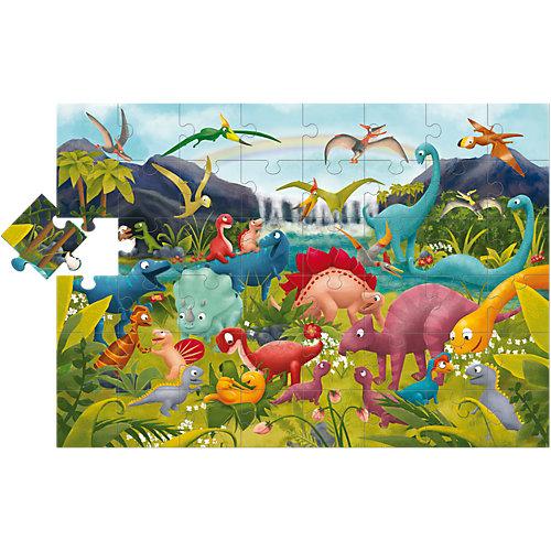 Lisciani Großes Bodenpuzzle - Dinosaurier 48 Teile Sale Angebote Neukieritzsch
