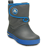 Сапоги Kids Crocband II.5 Gust Boot для мальчика Crocs