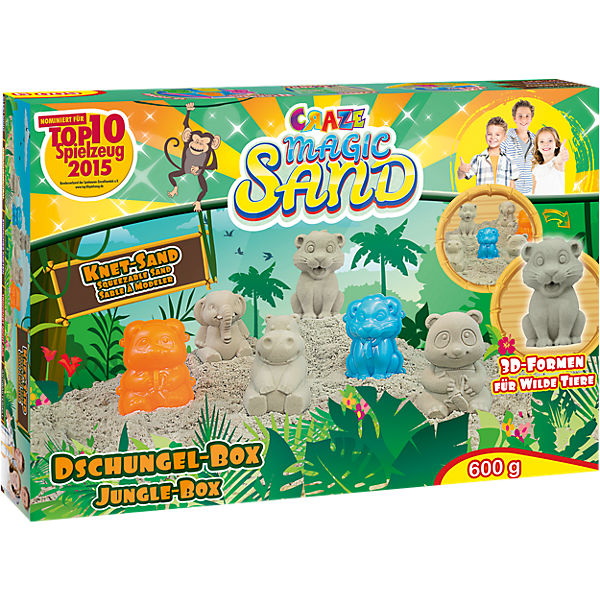 Magic Sand Dschungel-Box