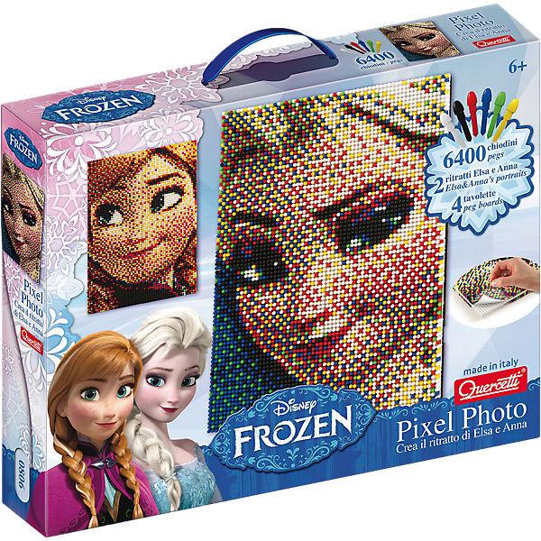 Quercetti Pixel Art Frozen Disney Die Eiskonigin Mytoys