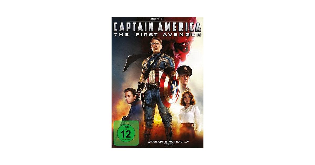 DVD Captain America - The First Avenger
