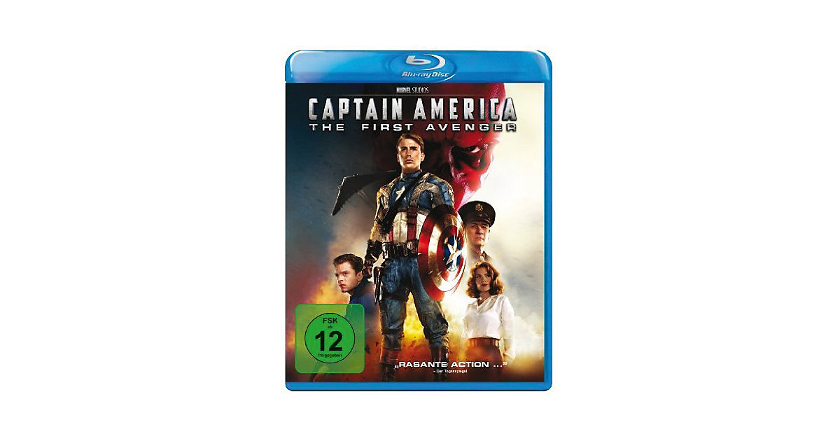BLU-RAY Captain America - The First Avenger
