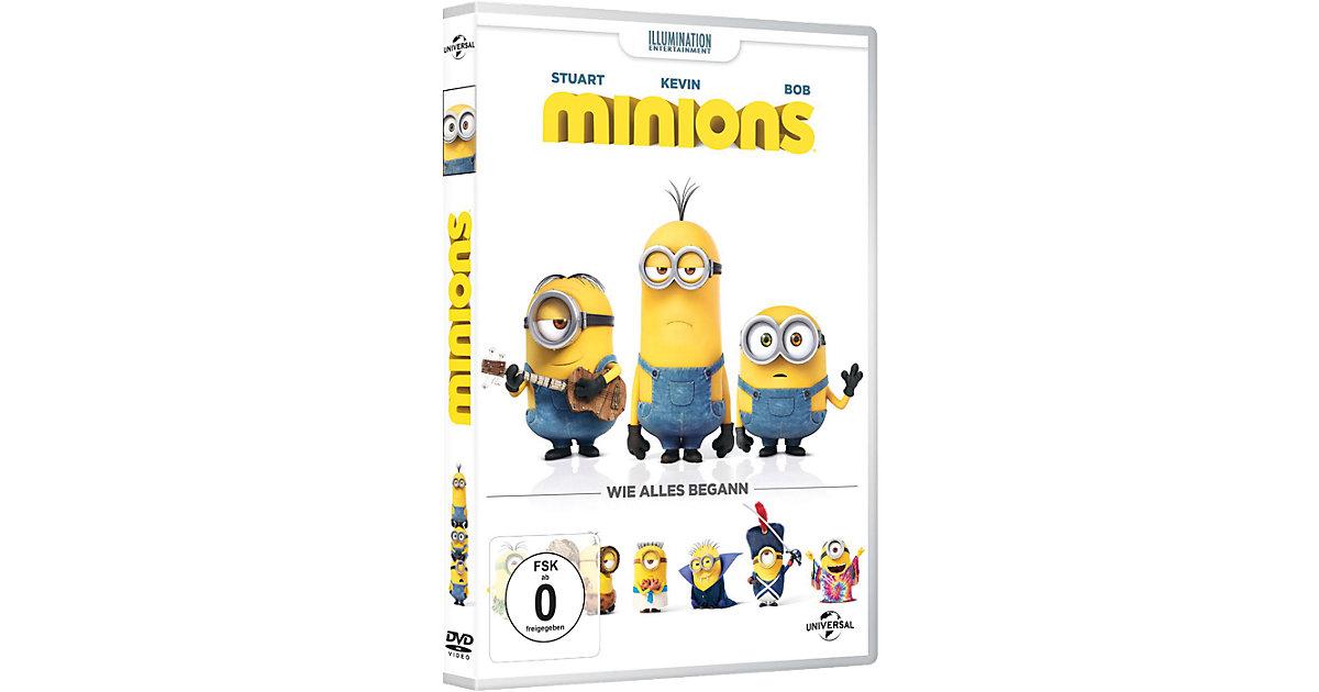 DVD Minions