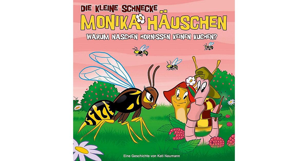 CD D.kl.Schnecke Monika Häuschen 43-Warum nache...