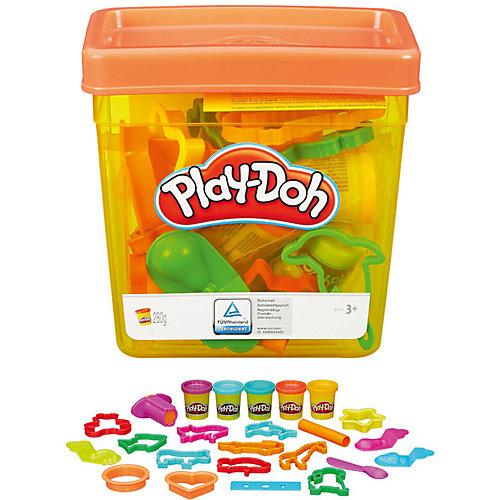 """Игровой набор Play-Doh """"Контейнер с инструментами"""" от Hasbro"""