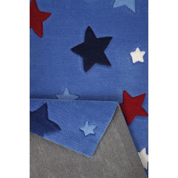 Teppich Simple Stars, blau, SMART KIDS  myToys