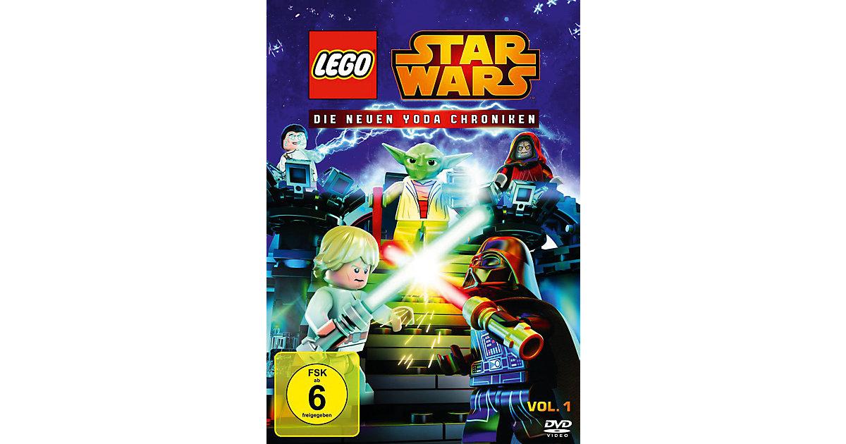 DVD LEGO Stars Wars: Yoda-Chroniken 1